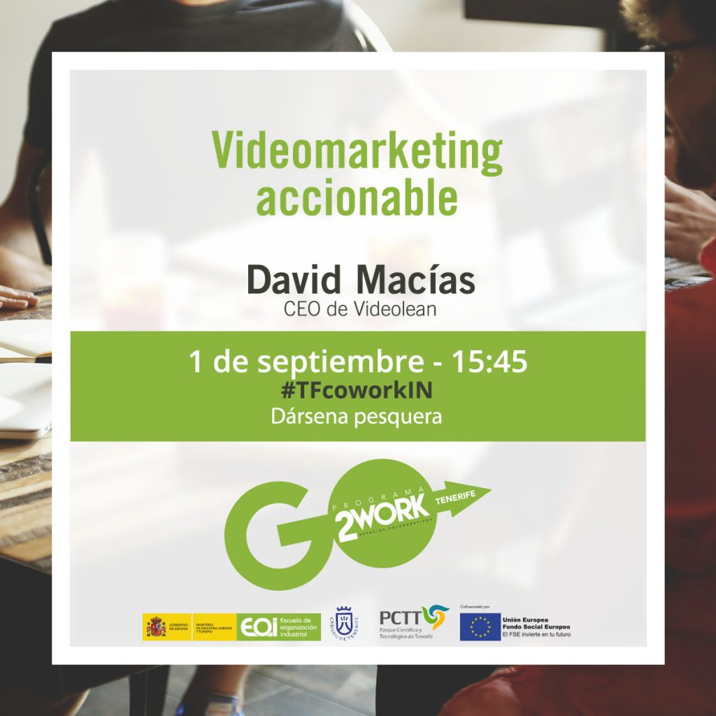 David Macías - Videomarketing accionable
