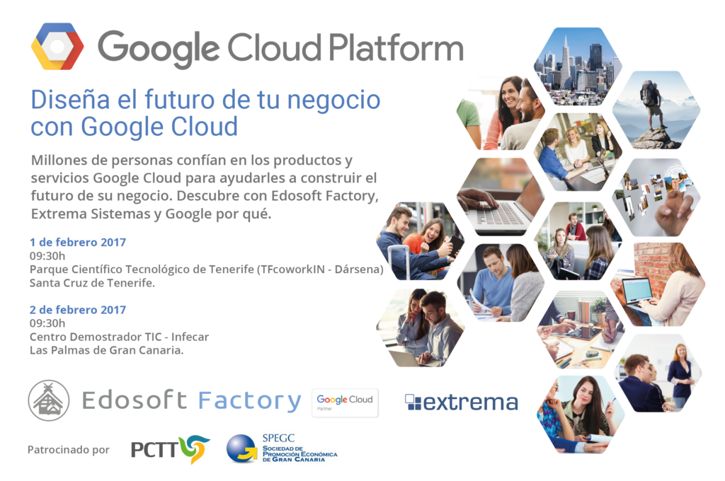 Google Cloud Tenerife