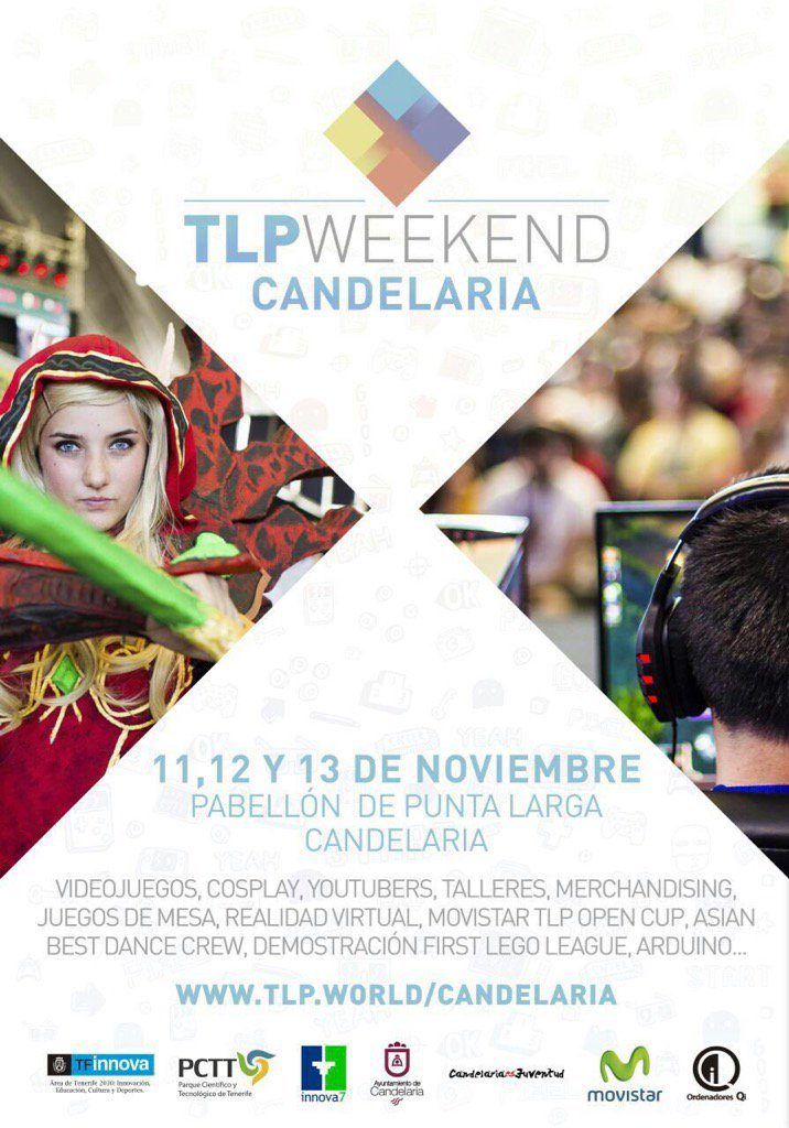 TLP weekend en Candelaria