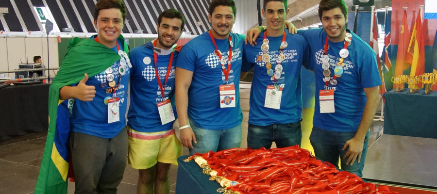 Inscripción abierta de voluntarios para First Lego League Canarias
